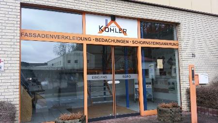 Köhler Bedachungen dachdecker bedachungen köhler gmbh stadtoldendorf